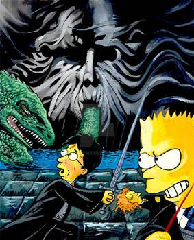 Harry vs Bart