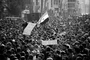 Egyptian Revolution 001 by MahmoudYakut