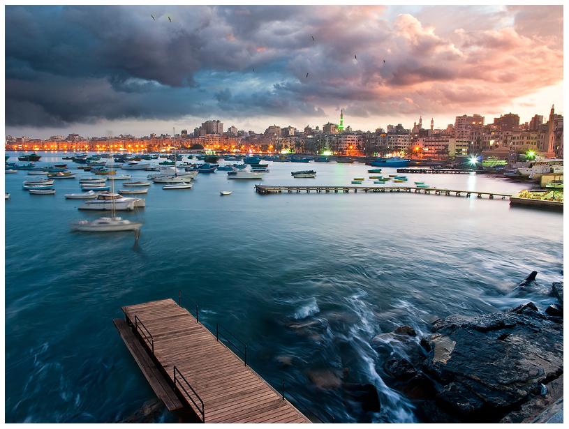 Alexandria by MahmoudYakut