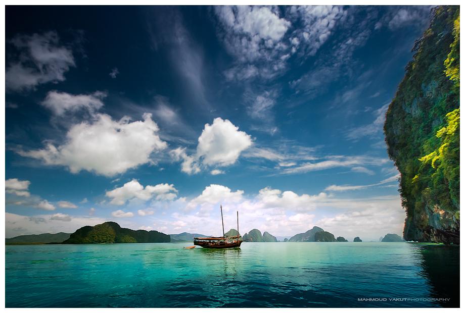 Phang Nga by MahmoudYakut