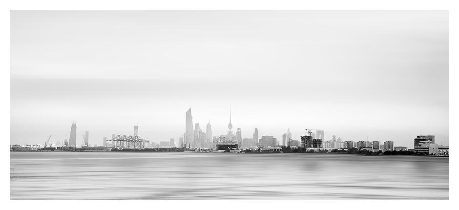 Kuwait City by MahmoudYakut