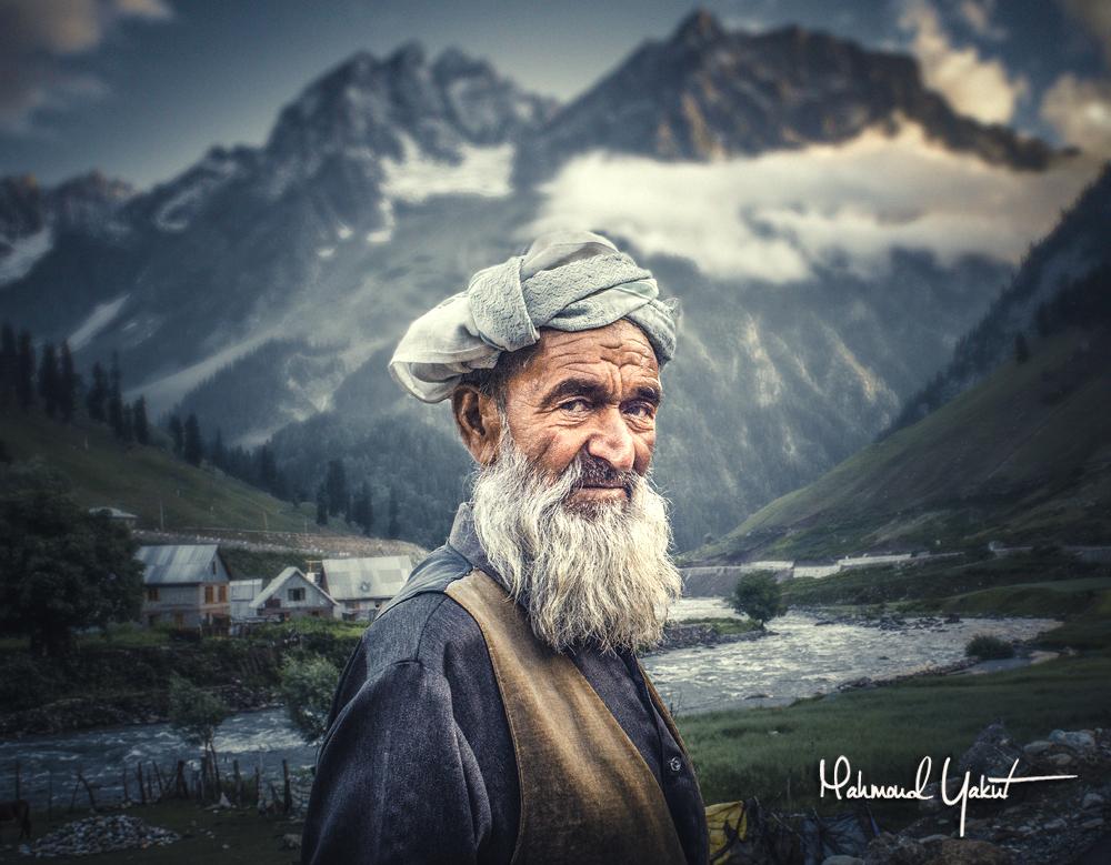 Kashmir by MahmoudYakut