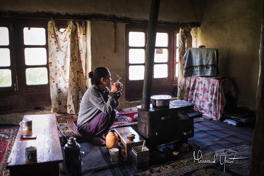 love in Zanskar by MahmoudYakut