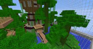 Jungle Biome Sphere by BlockheadGaming