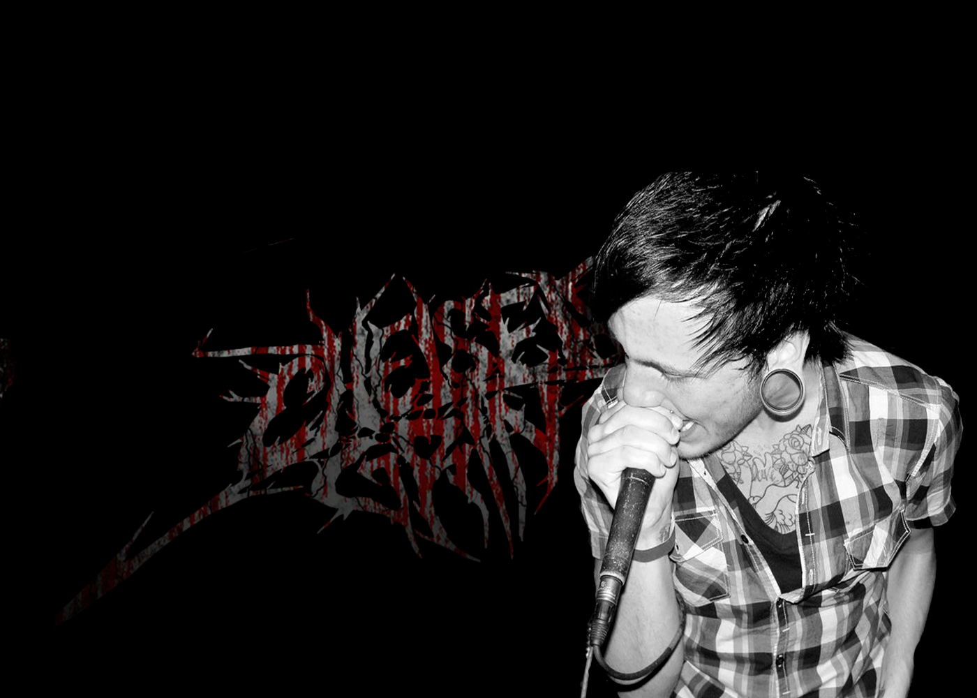 Chelsea Grin with Logo
