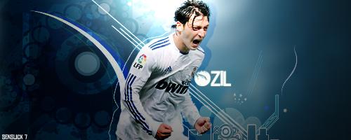 Mesut Ozil Signature By Senslick7 On DeviantArt