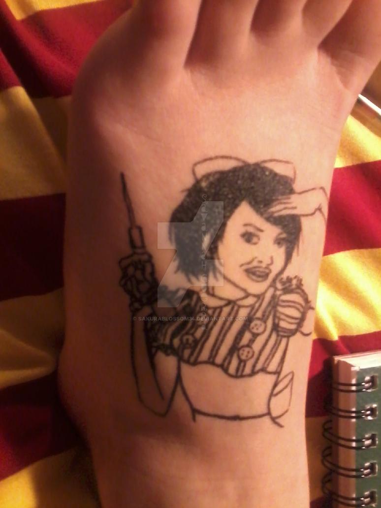 Little Sister Tattoo Prospect by Sakurablossom34