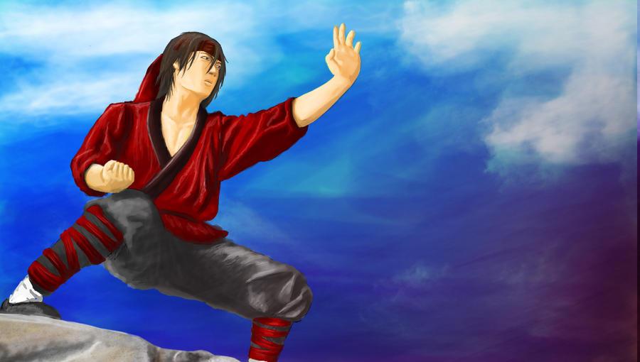 Liu Kang PS Vita Wallpaper By Swaptrick
