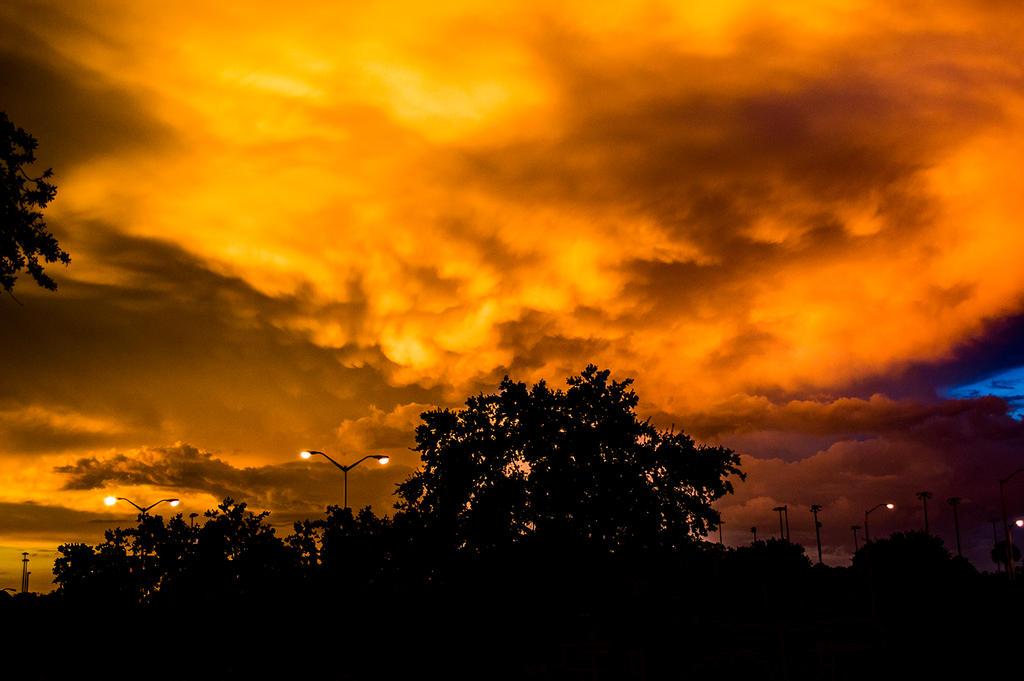 Sunset by Swaptrick