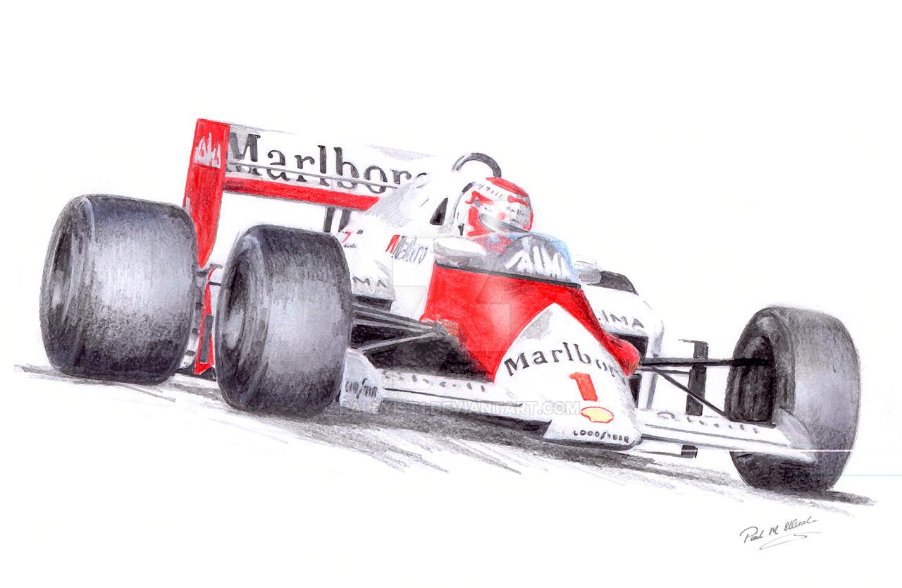 Niki Lauda McLaren by Rallyist1
