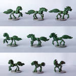 Pewter Ponies - Flank and File
