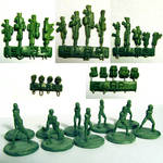 1 to 100 scale dollies and sci fi accessories