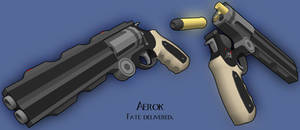 Aerok - Double Barrel Revolver