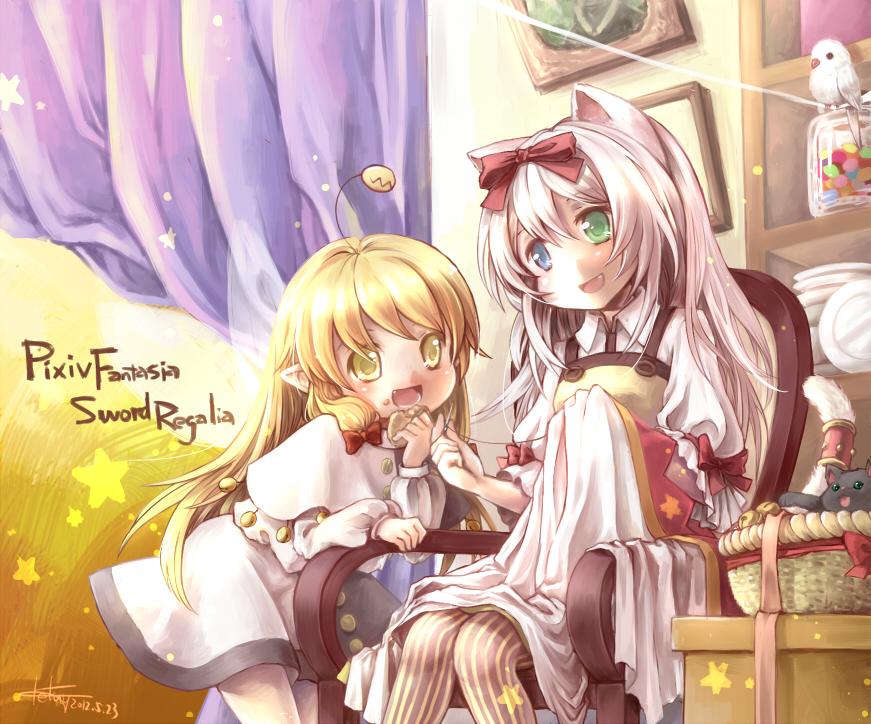 [PFSR]Nya-chan's Memory by Keluy