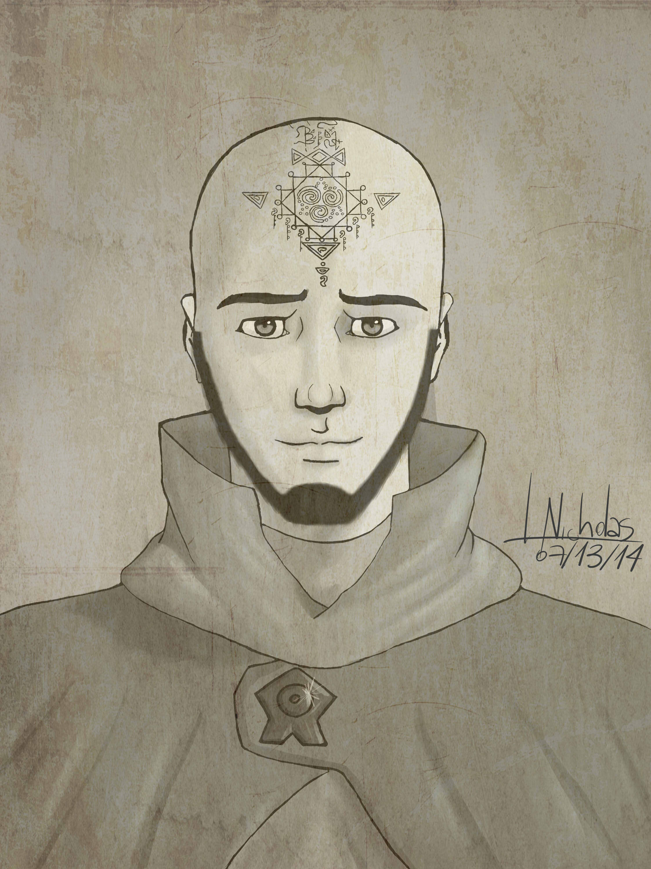 Avatar Aang by Nicholas-Lemos1
