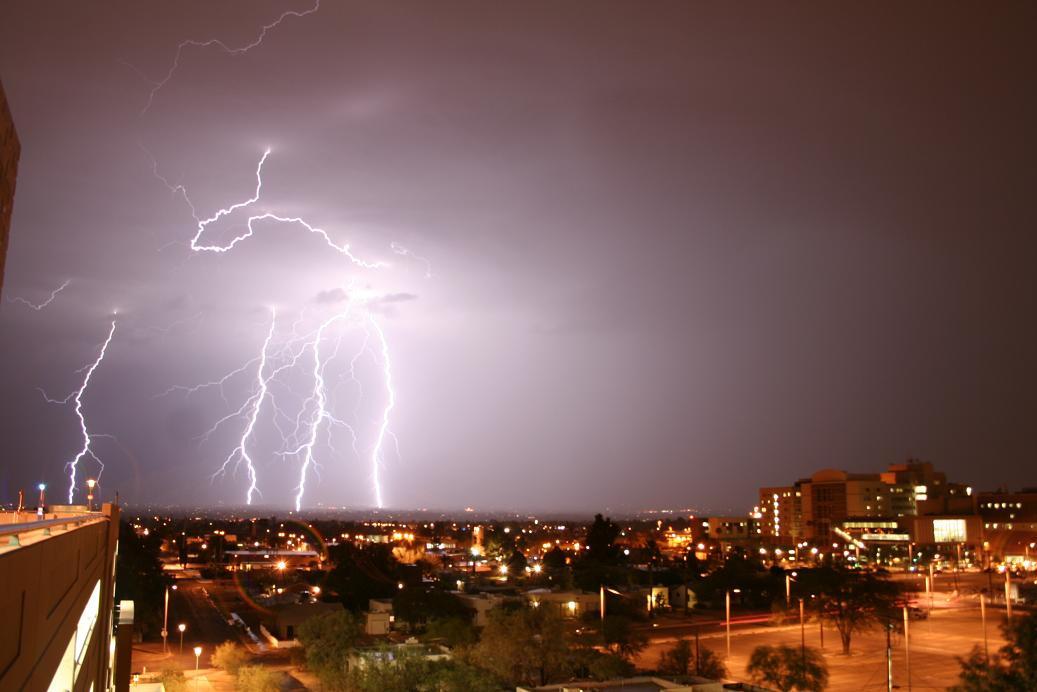 lightning..... by Coryphaeus