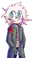 nagito komaeda is my favorite crypid by itstheratking