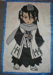 Byakuya Cross Stitch