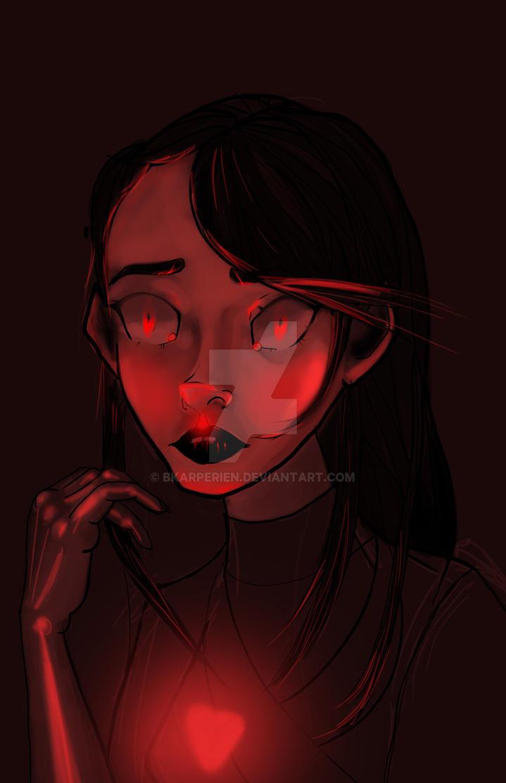 Heart Ache/She Waits by bkarperien