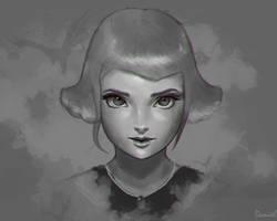 Experimento de Estilo Artistico # 1 by FortKing