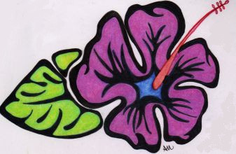 hibiscus by sweetaj6