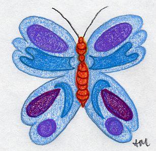 Butterfly by sweetaj6