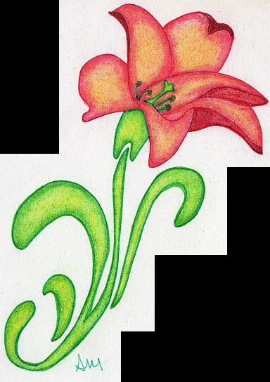 flower one by sweetaj6