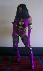Mileena cosplay by Keykee88