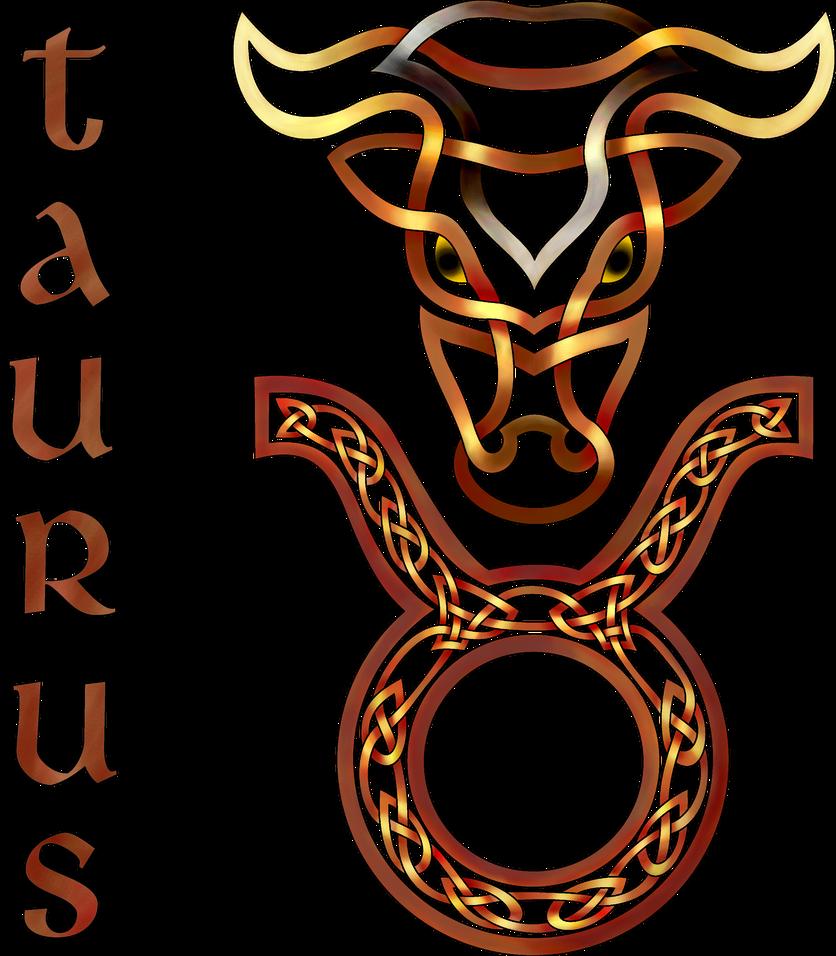 Celtic Knot Taurus By Knotyourworld On Deviantart
