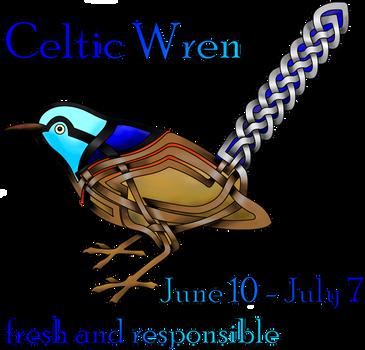 Celtic Wren