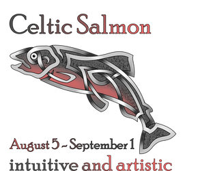 Celtic Salmon by KnotYourWorld