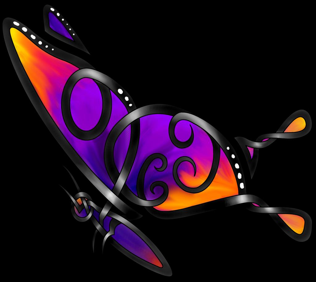 Butterfly Celt