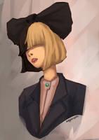 Sia - Fanart by AmyGraphic