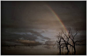 rainbow in the dark by 0silvia0