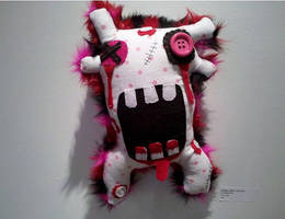 Zombie Army Critter Chainshaw by LittleCritters00