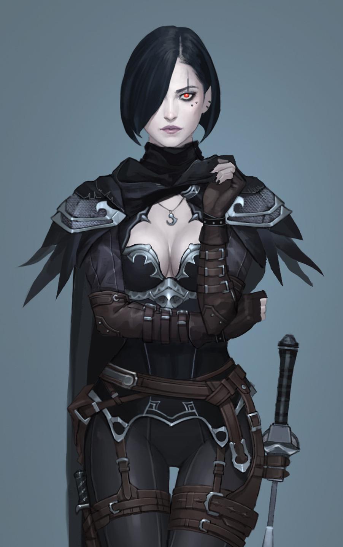 Characters: Human - Page 3 Crowe_by_reirikamura-dcdo1ua