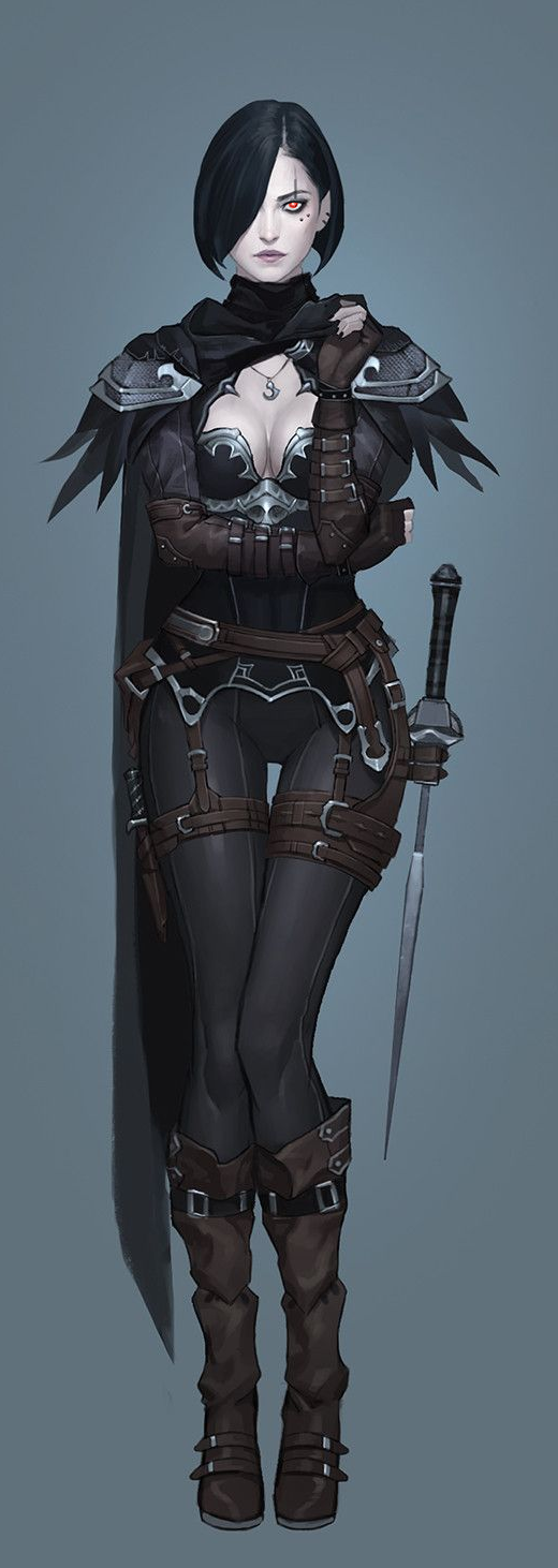 Characters: Human - Page 3 Crowe_terronian_full_by_reirikamura-dcdod8q