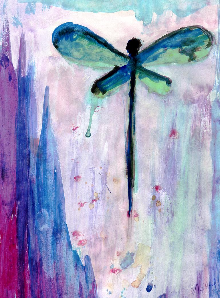 Dragonfly. - dragonfly tattoo