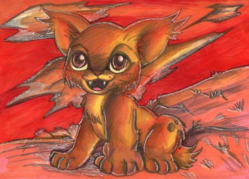 Urszula the lynx