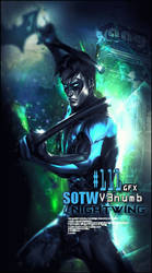 SOTW111NightWing by v3numb