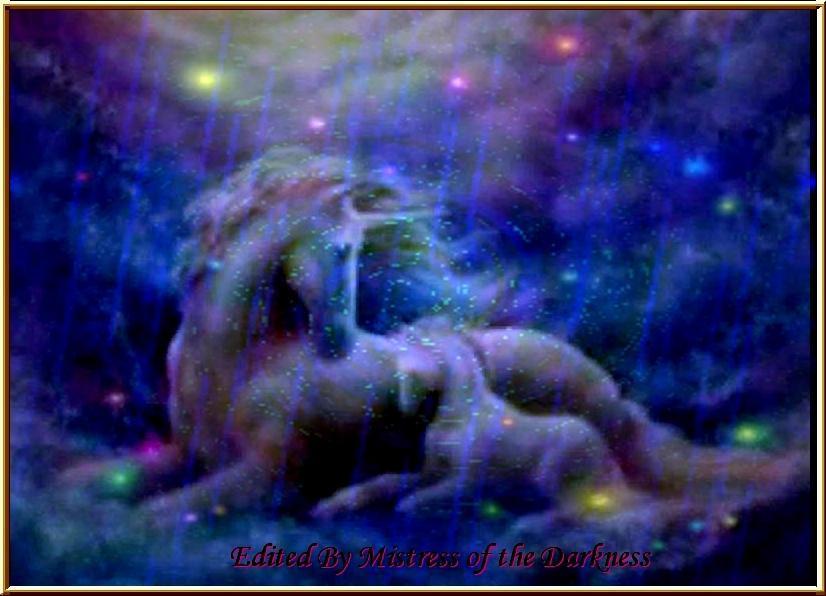 Unicorn Galaxy By Mistress Of The Dark