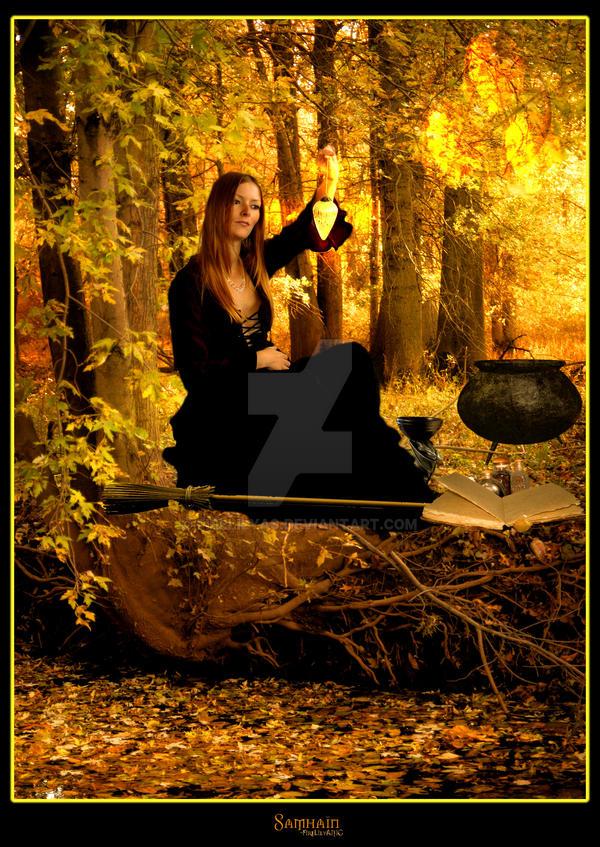 Samhain by FireLilyAMG
