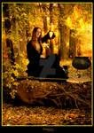 Samhain by FireLilyAS