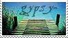 Gypsy- Stamp by FireLilyAS