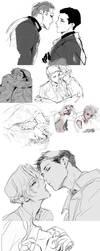 gay sketch dump by sh0d03