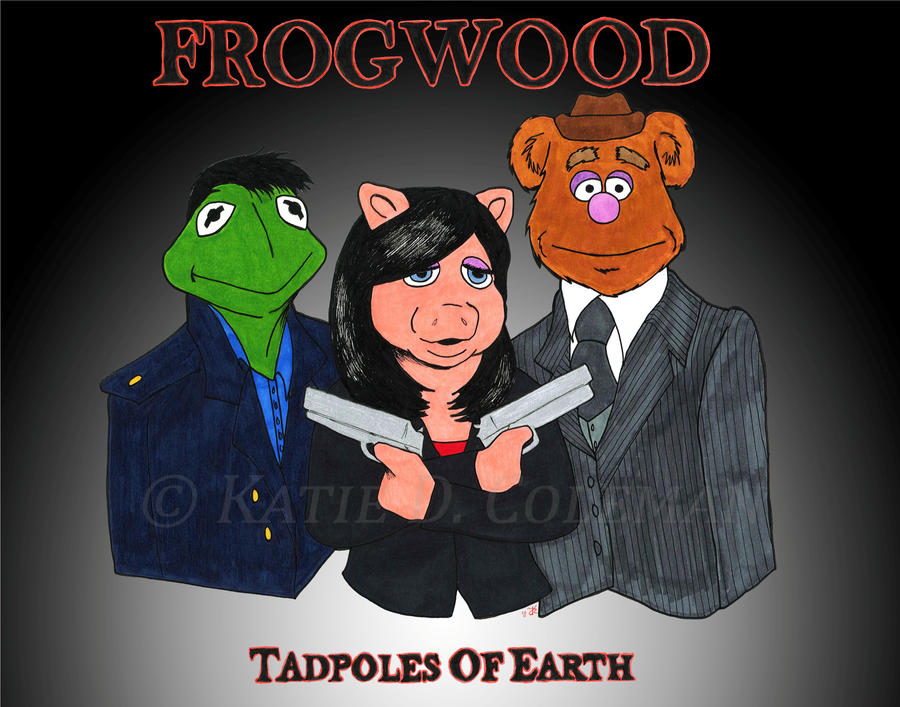 FROGWOOD - Tadpoles of Earth by Loralthea