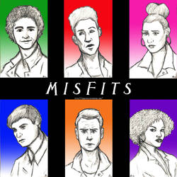 The Misfits by Loralthea