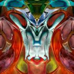 Galaxy II_GoatBull by DimitrisBroken