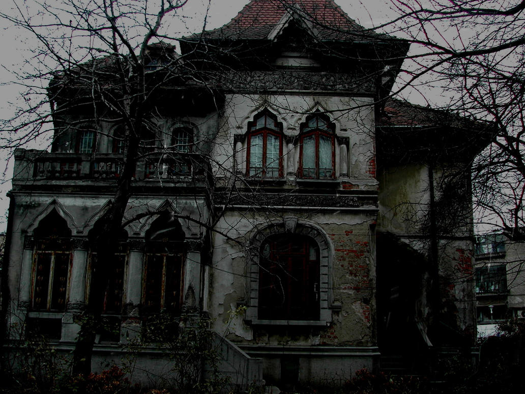 Image gallery eerie houses for Haunted apartments for rent
