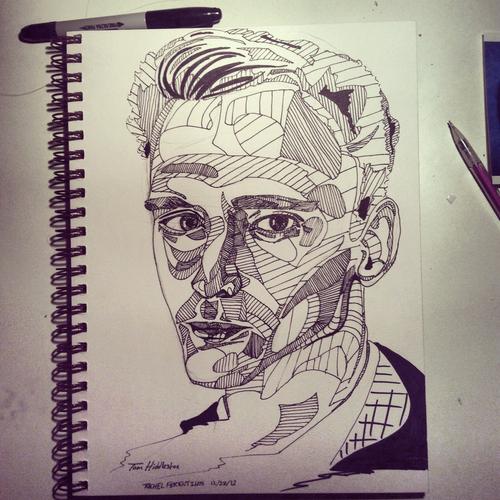 Tom Hiddleston by Emmie3497
